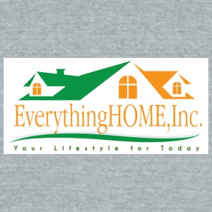 Everythinghome Logo - Unisex Tri-Blend T-Shirt by American Apparel