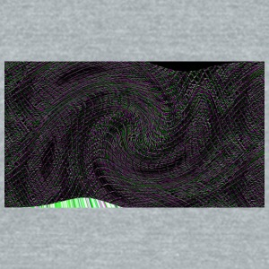 Psychedelic #4 - Unisex Tri-Blend T-Shirt by American Apparel