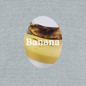 Banana - Unisex Tri-Blend T-Shirt by American Apparel