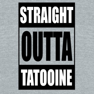 Outta Tatooine - Unisex Tri-Blend T-Shirt by American Apparel