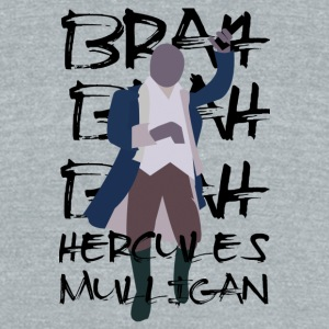 Hercules Mulligan - Unisex Tri-Blend T-Shirt by American Apparel