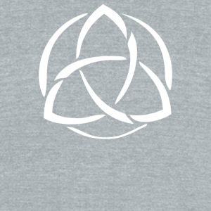 Holy Trinity - Unisex Tri-Blend T-Shirt by American Apparel