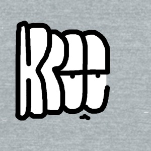 KROE Large - Unisex Tri-Blend T-Shirt by American Apparel