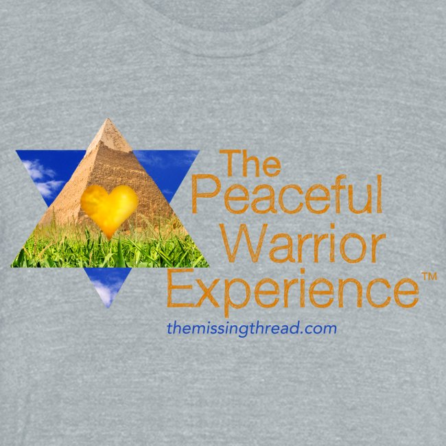 The Peaceful WarriorExperience t-shirt 2