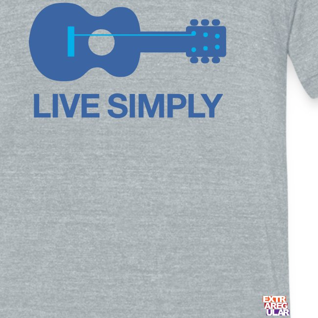 livesimply guitar vectorized png