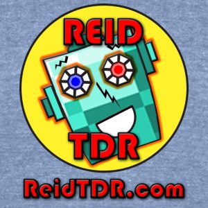 REID TDR - Unisex Tri-Blend T-Shirt by American Apparel