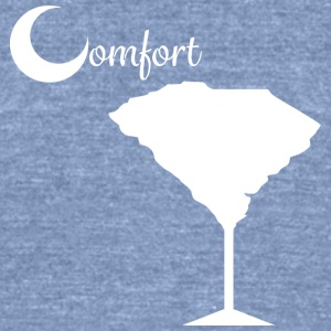 Southern Comfort - Unisex Tri-Blend T-Shirt by American Apparel