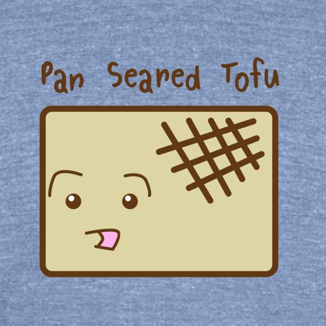 Cute Tofu Pan Seared