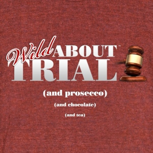 Wild About Trial and.... - Unisex Tri-Blend T-Shirt by American Apparel