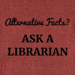 Alternative Facts - Unisex Tri-Blend T-Shirt by American Apparel