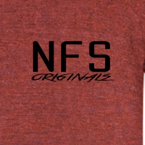 New Fresh Styles - Unisex Tri-Blend T-Shirt by American Apparel