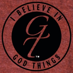 I Believe In God Things Classic Design - Unisex Tri-Blend T-Shirt by American Apparel