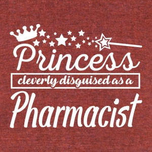 Pharmacist - Unisex Tri-Blend T-Shirt by American Apparel