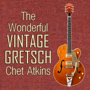 vintage gretsch - Unisex Tri-Blend T-Shirt by American Apparel