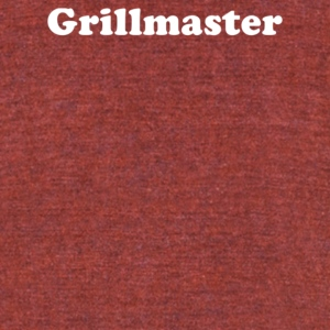 Grillmaster - Unisex Tri-Blend T-Shirt by American Apparel