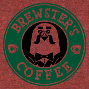 Brewster's Coffee - Unisex Tri-Blend T-Shirt by American Apparel