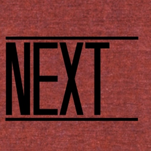 NEXT Brand - Unisex Tri-Blend T-Shirt by American Apparel