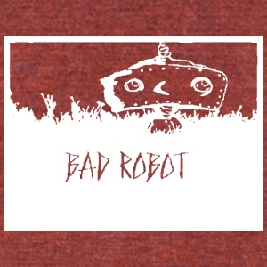 Bad Robot - Unisex Tri-Blend T-Shirt by American Apparel