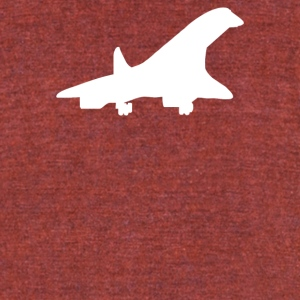 Aircrafts Planes - Unisex Tri-Blend T-Shirt by American Apparel