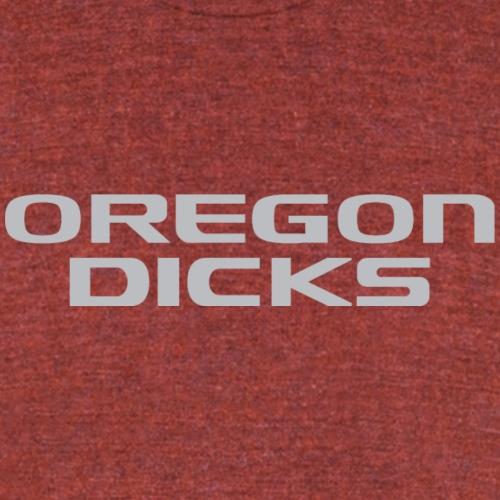 oregondicksgray - Unisex Tri-Blend T-Shirt