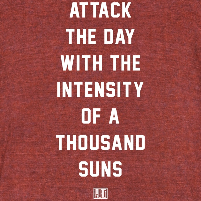 Attack The Day - Alt