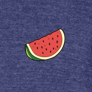 (Varieties) Watermelon Apparel - Unisex Tri-Blend T-Shirt by American Apparel