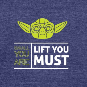 Jedi - Unisex Tri-Blend T-Shirt by American Apparel