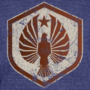 Pan Pacific Defense Corp. - Unisex Tri-Blend T-Shirt by American Apparel