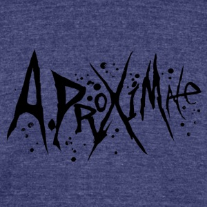 APX Logo Wear - Unisex Tri-Blend T-Shirt by American Apparel