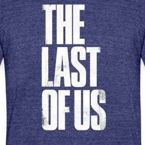 the last of us - Unisex Tri-Blend T-Shirt by American Apparel