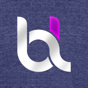 Classic Blacklight Official Logo Shop - Unisex Tri-Blend T-Shirt by American Apparel