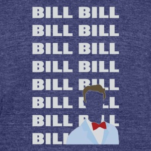 Bill Nye the Science Guy - Unisex Tri-Blend T-Shirt by American Apparel