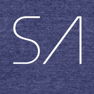SA Products - Unisex Tri-Blend T-Shirt by American Apparel