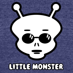 monster18 - Unisex Tri-Blend T-Shirt by American Apparel