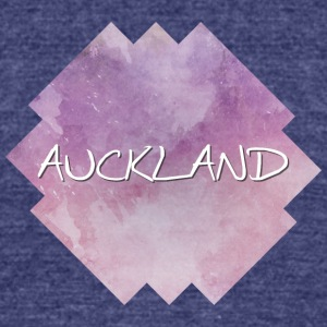 Auckland - Unisex Tri-Blend T-Shirt by American Apparel