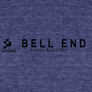 Bell_End - Unisex Tri-Blend T-Shirt by American Apparel