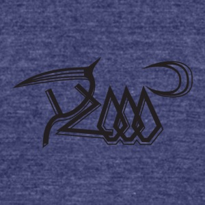 Y2000 Abstact Logo #2 - Unisex Tri-Blend T-Shirt by American Apparel