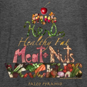 Paleo Pyramid - Women's Flowy Tank Top by Bella