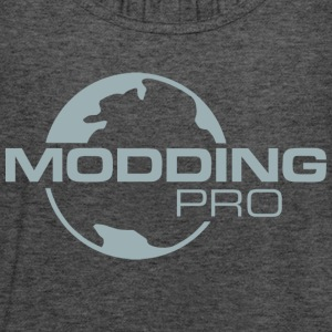 Modding Pro T Shirt - Women's Flowy Tank Top by Bella