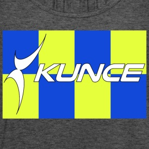 Kunce Clothing Original High Visibility Battenberg - Women's Flowy Tank Top by Bella