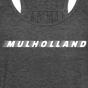 Mulholland Racing (Light) - Women's Flowy Tank Top by Bella