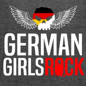 GERMAN GIRLS ROCK - Women's Flowy Tank Top by Bella