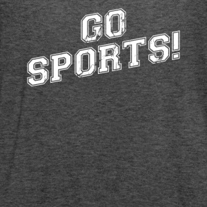 GO SPORTS! Move The Thing Win The Points - Women's Flowy Tank Top by Bella