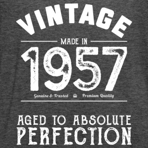 60th Birthday Gift: Vintage 1957 Aged Perfection - Women's Flowy Tank Top by Bella