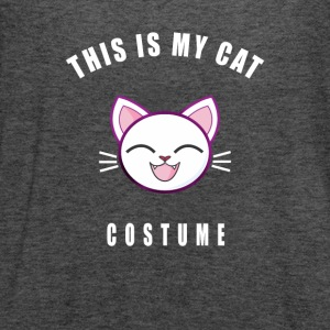 costume cat kitty carneval cute baby pink manga co - Women's Flowy Tank Top by Bella