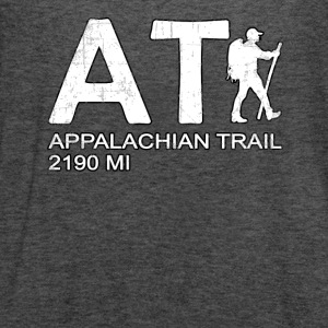 Appalachian Trail AT Hiker - Women's Flowy Tank Top by Bella