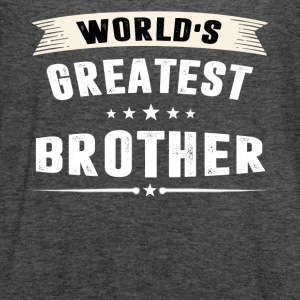 World s Greatest BROTHER - Women's Flowy Tank Top by Bella