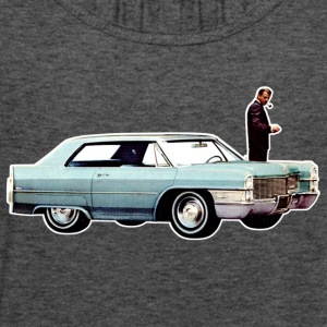 Cadillac 1965 - Full color. - Women's Flowy Tank Top by Bella