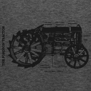 The Fordson Tractor - Women's Flowy Tank Top by Bella