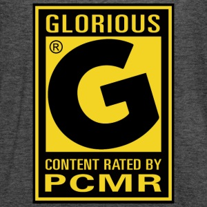 Content Rated Glorious by PC Master Race T Shirt - Women's Flowy Tank Top by Bella